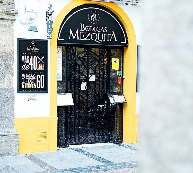 Fotografía en el Restaurante Bodegas Mezquita