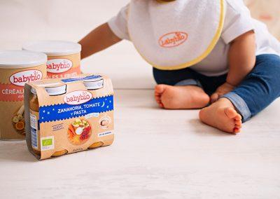 Fotografía de Productos, Baby Bio