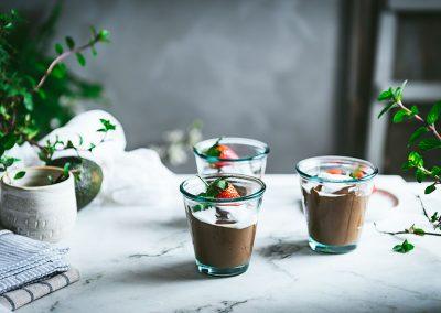 Video para marca Wmf-Mousse de Aguacate y chocolate